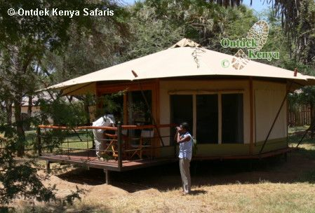 Africa safari camp | Kenya luxury tented camp