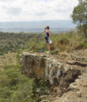 Africa Hiking Safaris at the Crater Lake game sanctuary, Kenya.