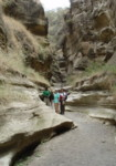Kenya walking safaris:Hell's Gate National Park.
