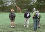 Kenya hiking adventure vacations