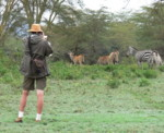 Africa Hiking safari expeditions