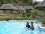 Honeymoon holidays - Sunbird Lodge, Kenya.