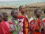 Kenya People Safaris:Maasai women