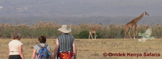 fun affordable family vacations Kenya, Africa