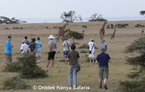 Africa High school trips. Kenya Educational travel companies