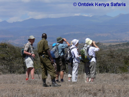 Nature tours in Kenya | Guided nature tours