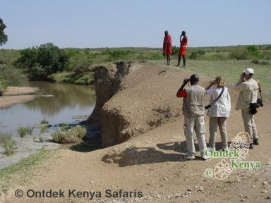 Adventure tours in Masai Mara | birding along Talek River