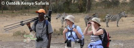 Nature travel in Kenya - Our client profile.