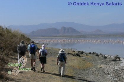 Hiking club vacations near Lake Elementaita