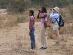 Fun and affordable family travel in Kenya: Crater Lake game conservancy.