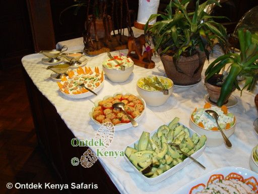 Gluten free vacations, Africa | meals for celiacs