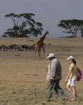 Guided Students Study Abroad tours Kenya Africa