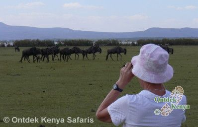 Kenya family safaris at Crescent Island