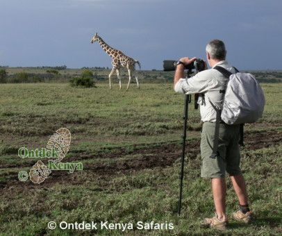 Kenya Walking Tour, Sangare Ranch