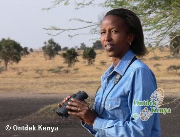 Anne Huysman, your Kenya tour operator.