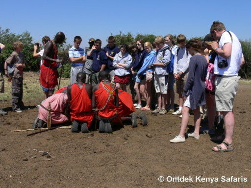 educational travel services Kenya, Africa