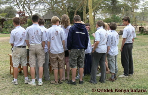 Student Travel deals, Kenya, Africa.