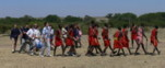 Guided students safaris kenya africa
