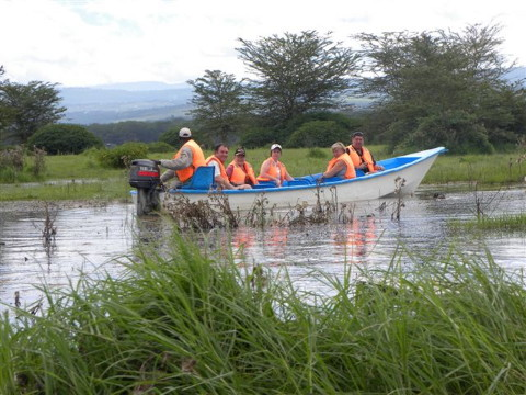 boat ride,boottocht,Lake Baringo